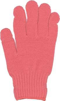カラー手袋・軍手 ピーチ 運動会・体育祭など