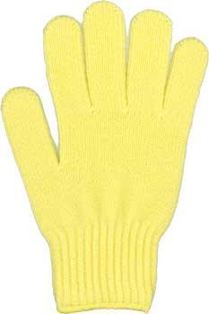 カラー手袋 クリーム