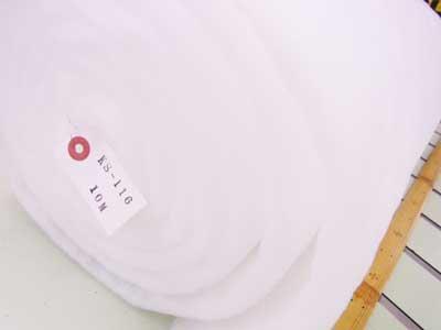 バイリーン キルト芯 KS-116 樹脂綿 やや厚手タイプ 【参考画像2】