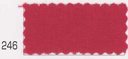 シーチング生地 濃紅系 col.246 綿100% 90cm幅