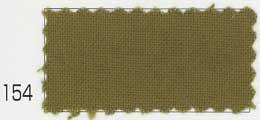 シーチング生地 ダークオリーブ系 col.154 綿100% 90cm幅