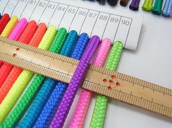クララコード C-1000 col.88 ポリエステル紐 1反 約30m巻 太さ約2.5mm