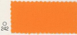 ツイル生地 オレンジ col.242