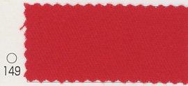 ツイル生地 赤 col.149