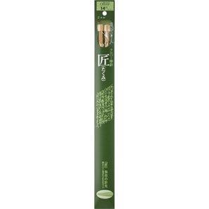 クロバー 棒針「匠」 2本針 14号 54-214