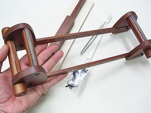 デリカビーズ 織機 伸縮型織り機 LM-4 【参考画像2】