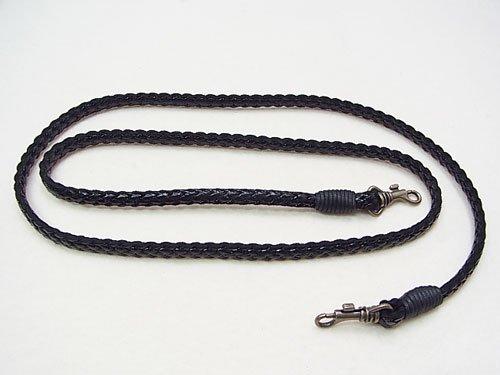 ジャスミン ショルダーひも ローびきテープS1312 黒 幅約0.8cm 約1.1m 【参考画像1】