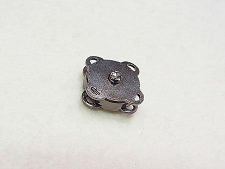 マグネットホック 縫い付けタイプ BN ブラックニッケル No.3002 【参考画像2】
