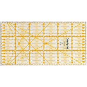 クロバー オムニグリッド定規 15x30cm 57-622