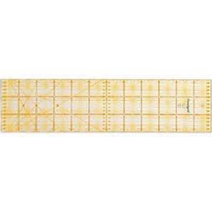 クロバー オムニグリッド定規 15x60cm 57-623