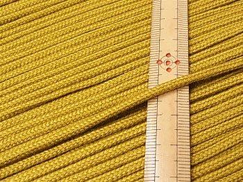 アクリルひも 黄土色 太さ約3mm 1反約50m 【参考画像1】