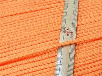 アクリルひも オレンジ 太さ約3mm 1反約50m 【参考画像1】