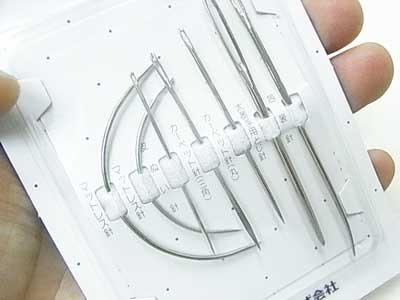 クロバー 57-305 特殊針セット 5袋セット 【参考画像3】
