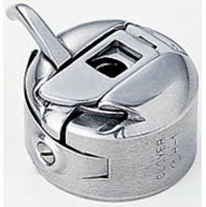 クロバー 37-104 ボビンケース 半回転・家庭用 普及型  5個セット