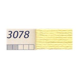 DMC刺繍糸 25番刺しゅう糸 3078