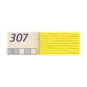 DMC刺繍糸 25番 307