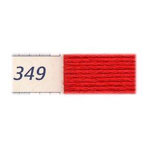DMC刺繍糸 25番刺しゅう糸 349