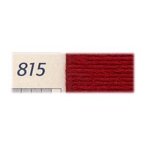 DMC刺繍糸 25番 815