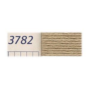 DMC刺繍糸 25番刺しゅう糸 3782