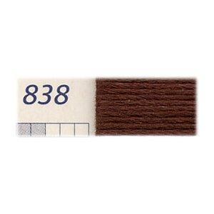 DMC刺繍糸 25番 838