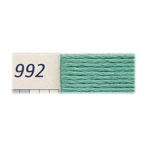 DMC刺繍糸 25番 992