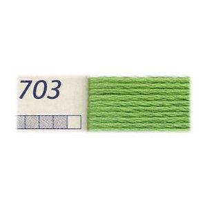 DMC刺繍糸 25番 703