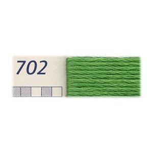 DMC刺繍糸 25番 702