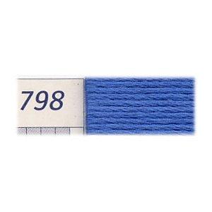 DMC刺繍糸 25番刺しゅう糸 798