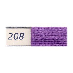 DMC刺繍糸 25番 208