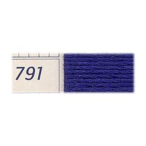 DMC刺繍糸 25番刺しゅう糸 791