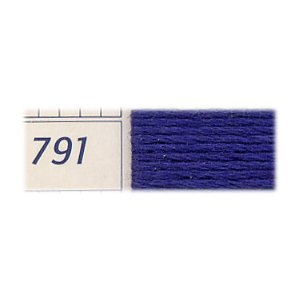 DMC刺繍糸 25番 791