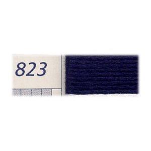DMC刺繍糸 25番 823
