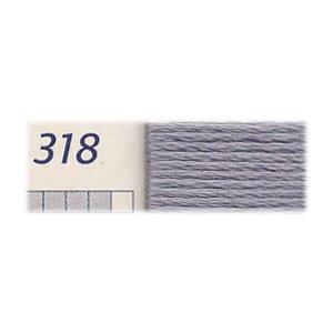 DMC刺繍糸 25番 318