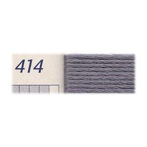 DMC刺繍糸 25番 414