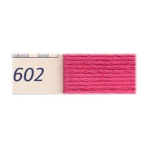 DMC刺繍糸 25番 602