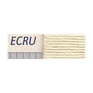 DMC刺繍糸 25番刺しゅう糸 ECRU