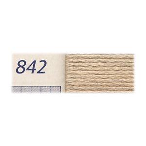 DMC刺繍糸 25番 842
