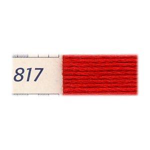 DMC刺繍糸 25番 817