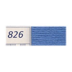 DMC刺繍糸 25番 826
