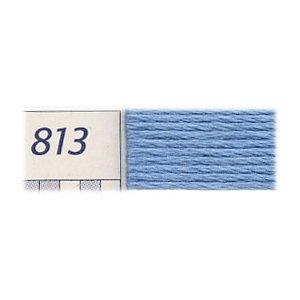 DMC刺繍糸 25番刺しゅう糸 813