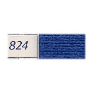 DMC刺繍糸 25番刺しゅう糸 824