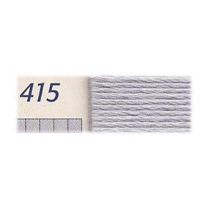 DMC刺繍糸 25番 415