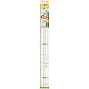 クロバー パッチワーク定規 カラーライン 50cm 57-927