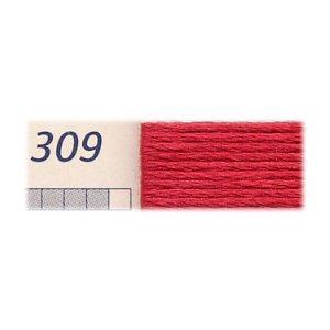 DMC刺繍糸 25番 309