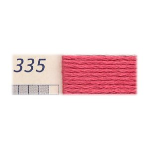 DMC刺繍糸 25番刺しゅう糸 335