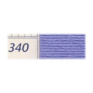 DMC刺繍糸 25番刺しゅう糸 340