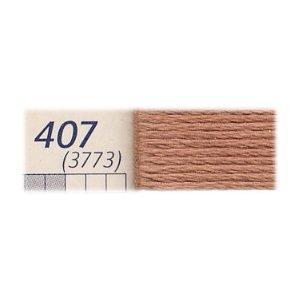 DMC刺繍糸 25番刺しゅう糸 407