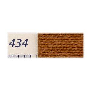 DMC刺繍糸 25番刺しゅう糸 434