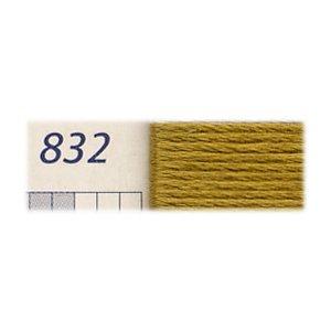 DMC刺繍糸 25番刺しゅう糸 832