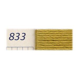 DMC刺繍糸 25番刺しゅう糸 833